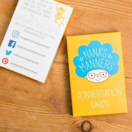 Conversation Cards - Nanas Manners