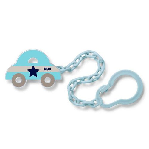 Shaped Soother Chains - NUK