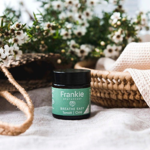 Frankie Apothecary - Breathe Easy Vapour Rub Tamaiti/Child 30ml