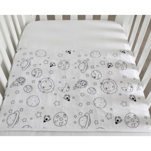 Brolly Sheets - Cot Pad with Wings