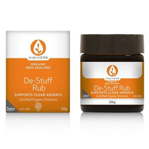 De-Stuff Rub - 28 gm - Kiwiherb