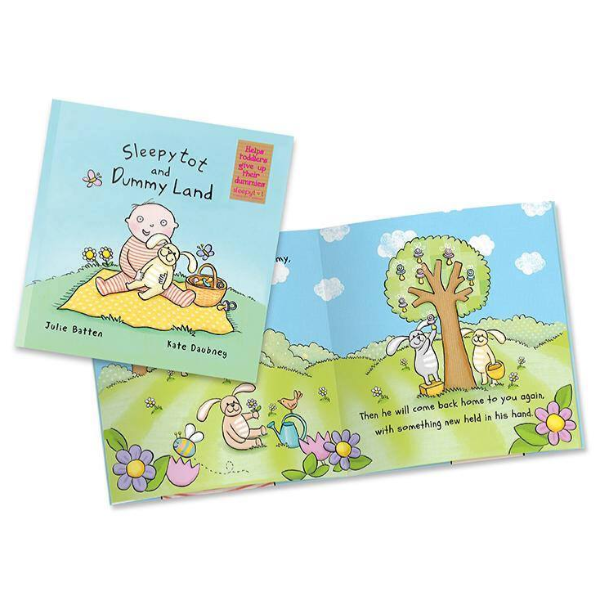 The Sleepytot Book – Sleepytot and Dummy Land (SALE)