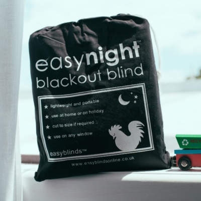 Easyblinds - Easynight Black Out Blind HOME Kit