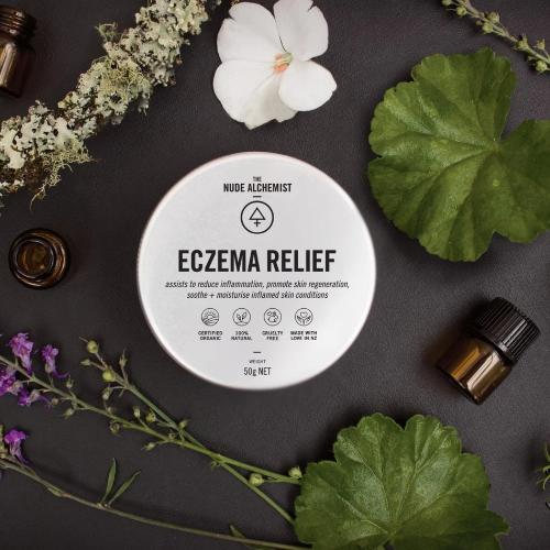 Eczema Relief - The Nude Alchemist