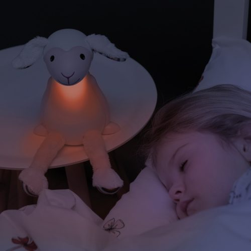 Zazu - Fin - Portable Reading Light & Nightlight In One