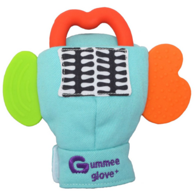 Gummee Glove - Teething Baby 6 months Plus (SALE)