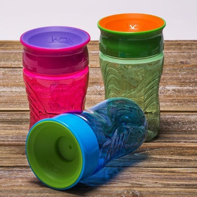 Wow Gear - No Spills 360° Kids Drinking Cup