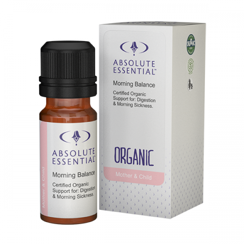 Morning Balance Organic Oil 10ml - Absolute Essential
