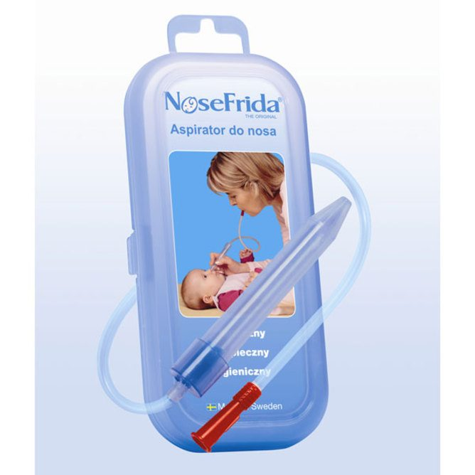 NoseFrida - Nasal Aspirator for little blocked noses