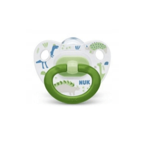 Happy Days Single Silicone Orthodontic Soother 0-6M (NEW) - NUK