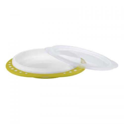 Plate with Lid - NUK