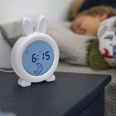 Sleep Trainer Bunny Clock - Oricom