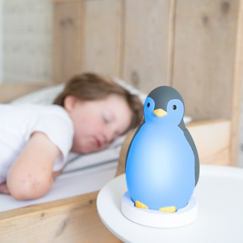 Zazu - Pam - Sleeptrainer, Nightlight & Wireless Speaker In One