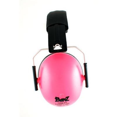Banz Carewear - Protective Earmuffs for 2-10Y+ Colours
