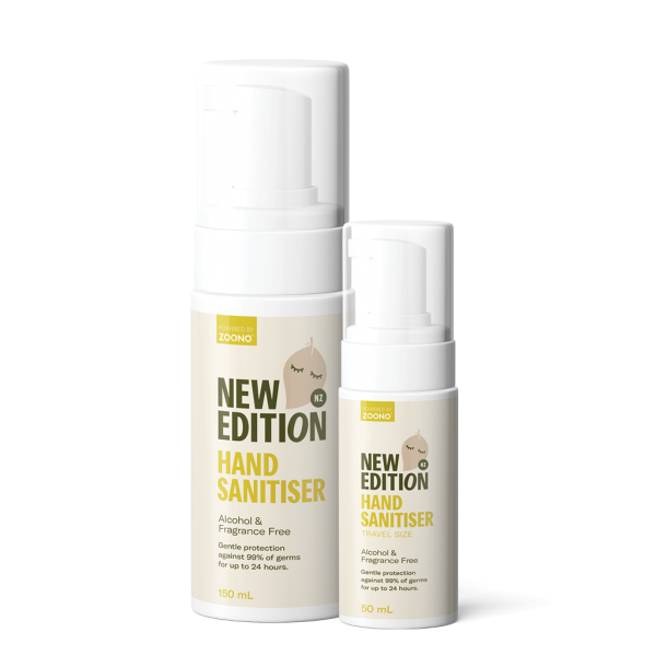 New Edition - Hand Sanitiser