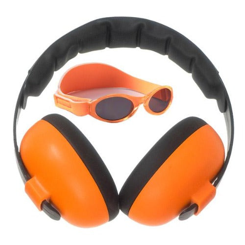 Banz Carewear - Protection Set for Under 2Y Orange