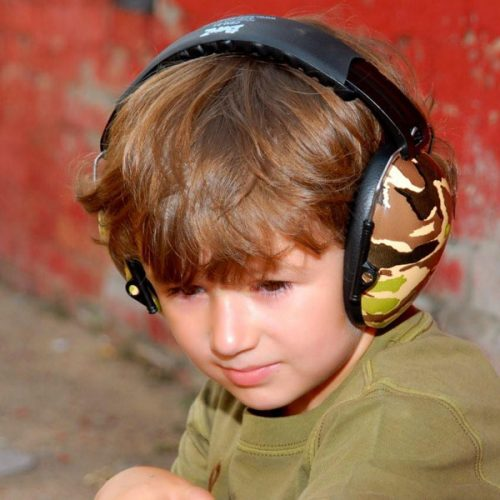 Banz Carewear - Protective Earmuffs for 3-10Y+