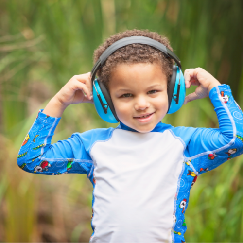 Banz Carewear - Protective Earmuffs for 2-10Y+ All Colours!