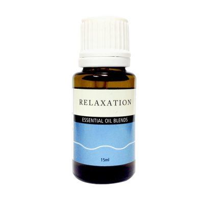 Relaxation Oil Blend 15ML - Essentials In A Box
