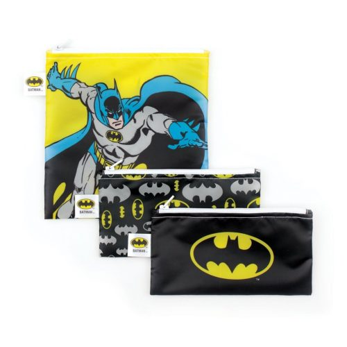 Snack Bags 3 Packs DC Comics - Bumkins