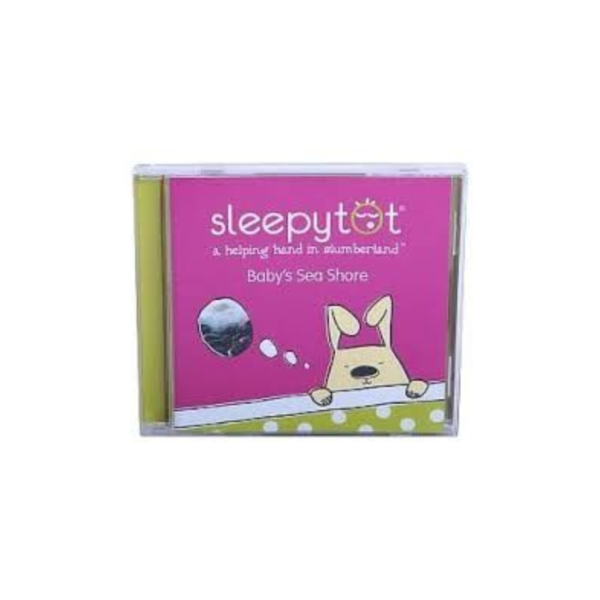 Sleepytot - Baby Seashores white noise CD
