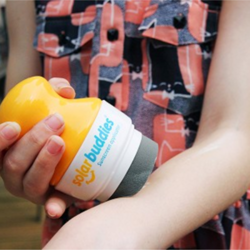 Solar Buddies - One Sunscreen Applicator