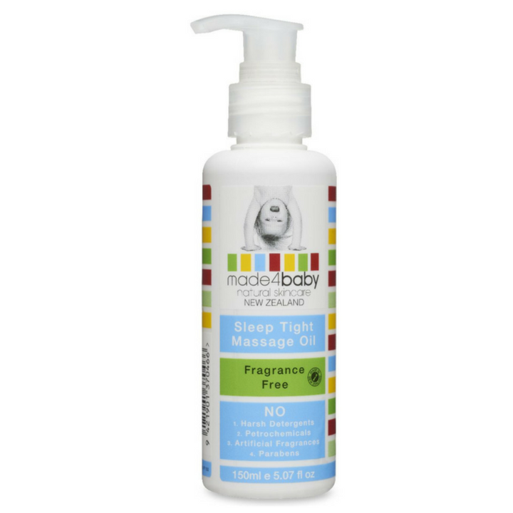 Made 4 Baby - Sleep Tight Massage Oil 150ml