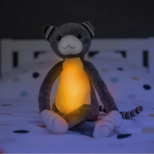 Zazu - Night Light with Soothing Melodies - with Bo, Max or Katie