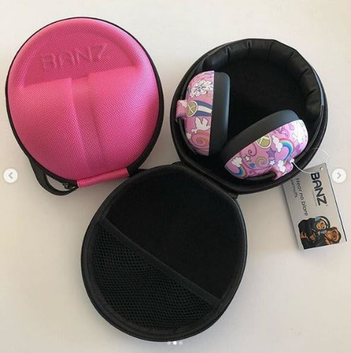 Banz Carewear - Protective Case for Earmuffs for Under 2Y