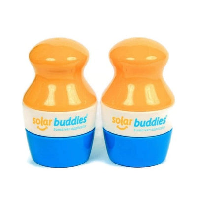 Solar Buddies - DUO Starter Pack – 2 Applicators & 2 Replacement Heads