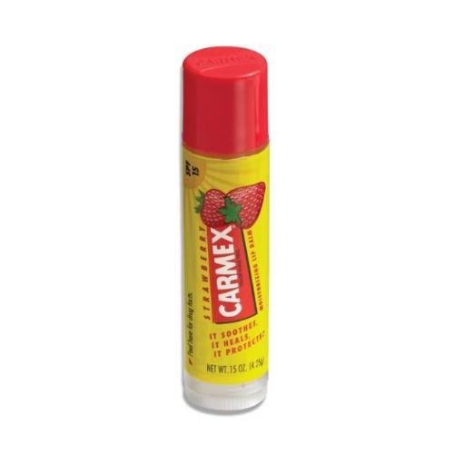 Strawberry Lip Balm Stick - Carmex
