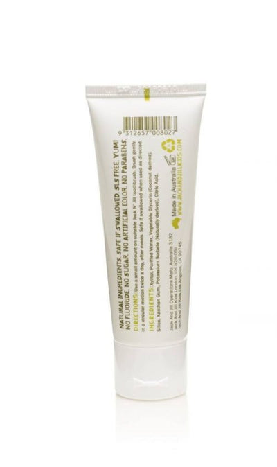 Natural Toothpaste 50g - Jack n' Jill