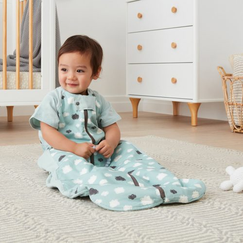 ErgoPouch - Sleep Suit and Bag 3 Seasons 1.0 Tog New Season