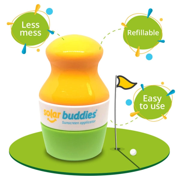Solar Buddies - One Sport Sunscreen Applicator