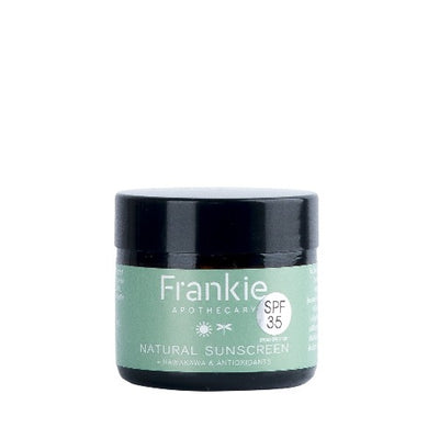 Frankie Apothecary - Sunscreen SPF 35 and Natural Bug Repellent