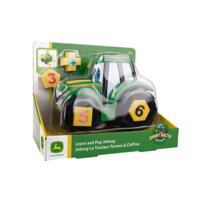 John Deere - Learn and Pop Johnny