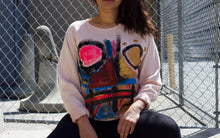 Load image into Gallery viewer, Hand Painted Sweater