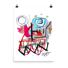 Load image into Gallery viewer, Oyé Poster Print