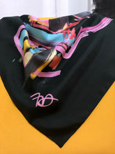 Load image into Gallery viewer, 100% Silk Twill Scarf