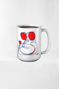 Limited Edition 'John Lennon' Mug