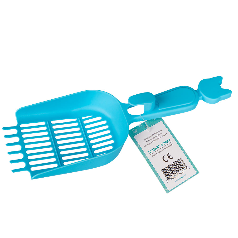 SPUNKYJUNKY Cat Clean litter Scoop
