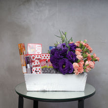 Load image into Gallery viewer, Purple Bloom Gift Set