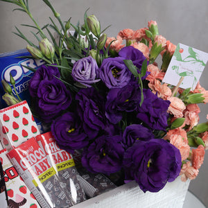 Purple Bloom Gift Set