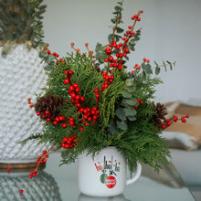 Load image into Gallery viewer, Christmas Surprise Vase