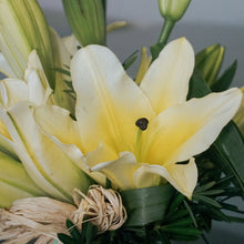 Load image into Gallery viewer, Lilies Vase Arrangement