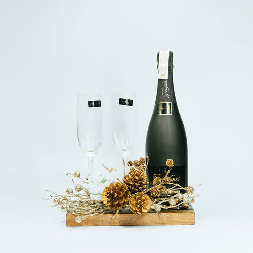 Deluxe Champagne (Cost Varies)