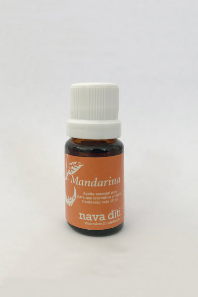 Mandarin essential oil 10 ml