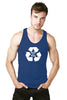 Eco not ego tank top