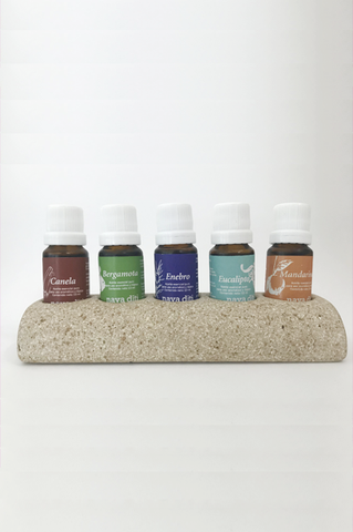 Essential oil display
