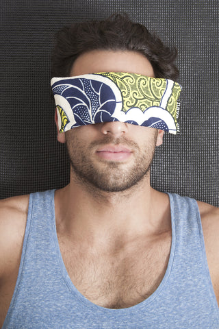 Therapeutic eye pillow 6008